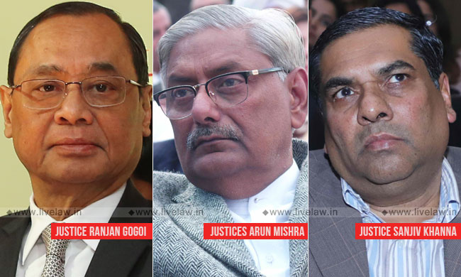 Sexual Harassment Allegations Against CJI: SC Leaves It To Media To Take Off