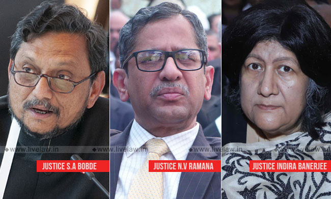 CJI Sexual Harassment Case : Justice Bobde Panel Issues Notice To Woman Who Made Allegations; Hearing On April 26