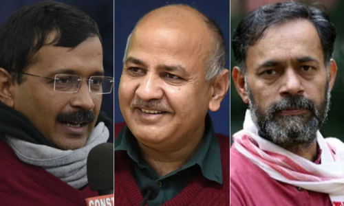 Delhi Court Stays Non-bailable Warrants Against Kejriwal, Sisodia And Yogendra Yadav
