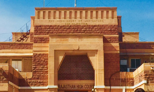 Rajasthan HC Makes History: Hears MBC Quota Case Via Video Conferencing
