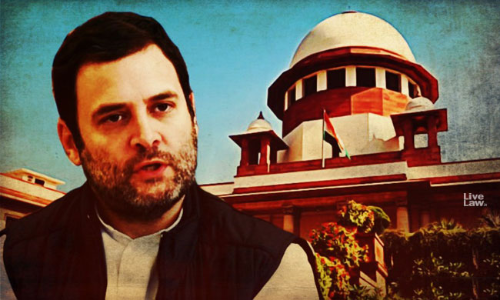 Rahul Gandhi Apologises To Court For Attributing Chowkidar Remarks To SC