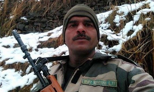 Election Commission Rejects Ex-BSF Jawan Tej Bahadur Yadav