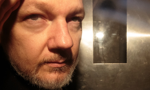 Julian Assange Gets 50 Weeks Jail For Bail Breach