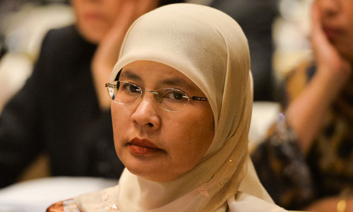 Malaysia Gets Its First Woman Chief Justice- Tengku Maimun