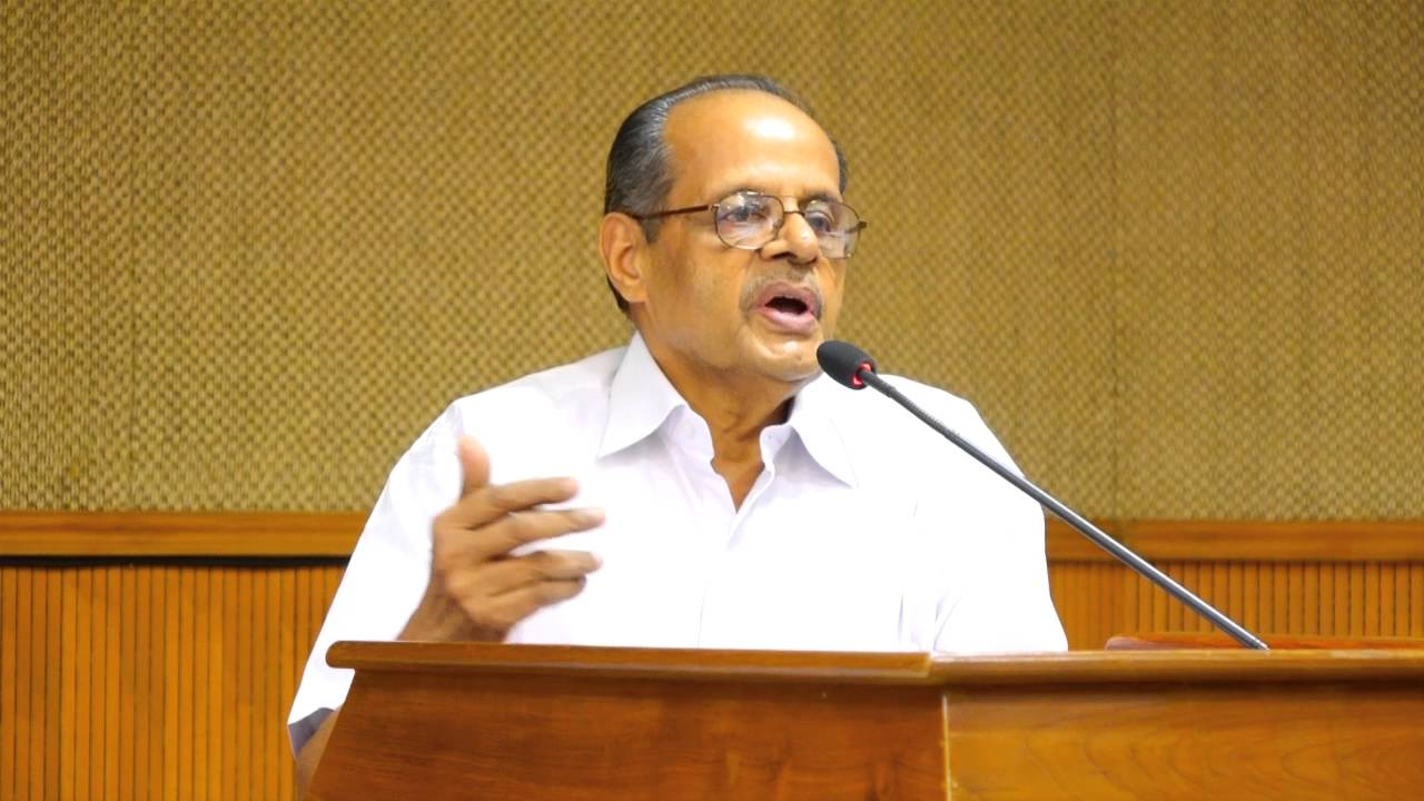 Webinar: Remembering Prof Dr. N.R. Madhava Menon [10th May]