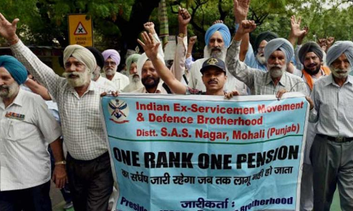 OROP: Seriously Consider Concerns Of Ex-Servicemen Who Have Served The Nation, SC Tells Centre [Read Order]