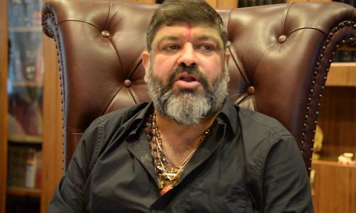 Additional Solicitor of India Atma Ram Nadkarni