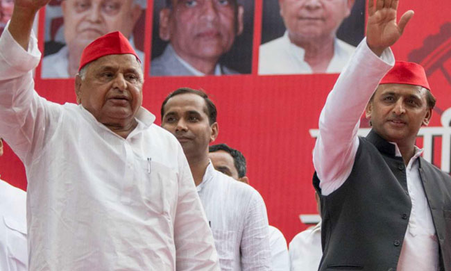 No Evidence Against Mulayam Singh & Akhilesh In Disproportionate Assets Case, CBI Tells SC