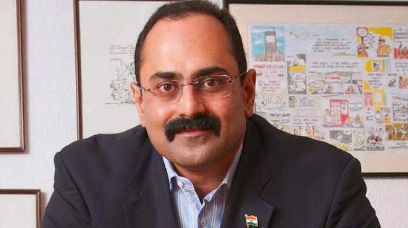 PIL In Delhi HC Seeks EC Probe On Rajeev Chandrasekhar MP
