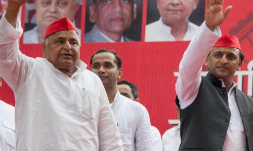 No Evidence Against Mulayam Singh & Akhilesh In Disproportionate Assets Case, CBI Tells SC