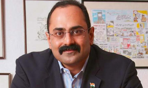 PIL In Delhi HC Seeks EC Probe On Rajeev Chandrasekhar MP
