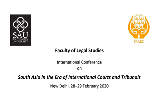Call For Papers: Conference On South Asia
