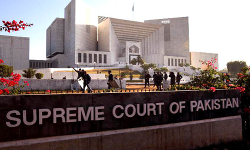 Pak SC Holds Its First E-Court Hearing By Video Linking Karachi Bench