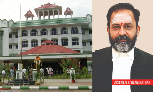 Conversations Between A Prisoner And Spouse Should Be Unmonitored; Madras HC Reads Down Prison Rules [Read Judgment]