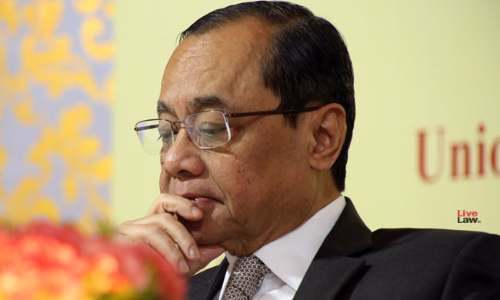 Judiciary Should Stand Up to Populist Forces And Protect Constitutional Ethos From Being Desecrated: CJI Gogoi