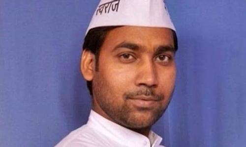 Delhi Court Convicts AAP MLA Manoj Kumar For Obstructing Polling Process