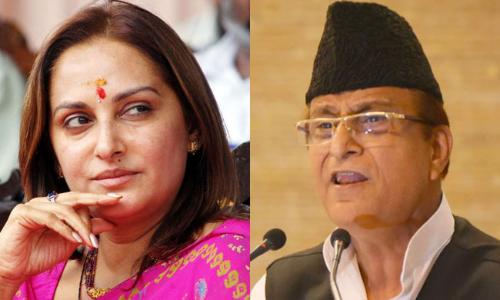 Jaya Prada Challenges Azam Khan