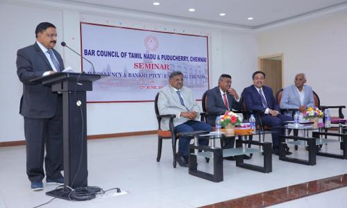 Hope Centre Sets Up NCLAT Bench In Chennai : Justice Mukhopadhaya