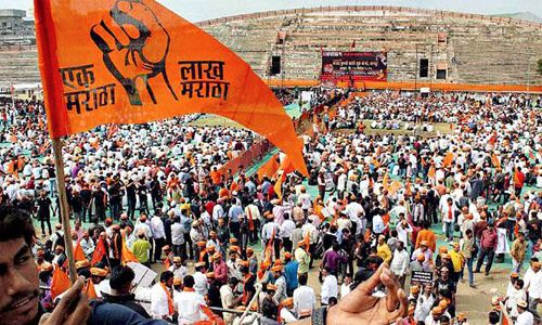 Maratha Quota : Maharashtra Govt Files Caveat Petition In SC