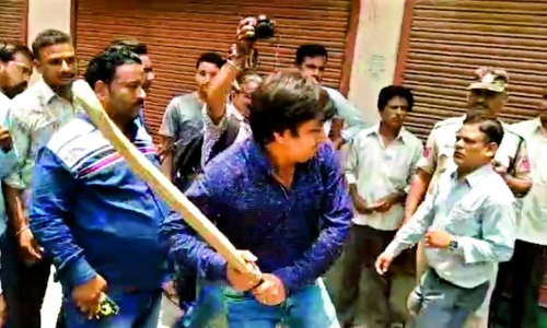 Indore Sessions Court Refuses To Hear Bail Plea Of  BJP MLA Akash Vijayvargiya, Arrested For Assaulting A Municipal Official