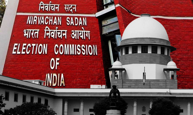 SC Asks ECI To Decide On Plea To Stop Political Parties From Fielding Candidates With Criminal Cases [Read Order]