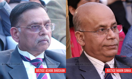 Anticipatory Bail Plea Of The Accused Cannot Be Rejected Solely On The Ground That  Petition U/s 482 CrPC Was Dismissed Earlier: SC [Read Order]