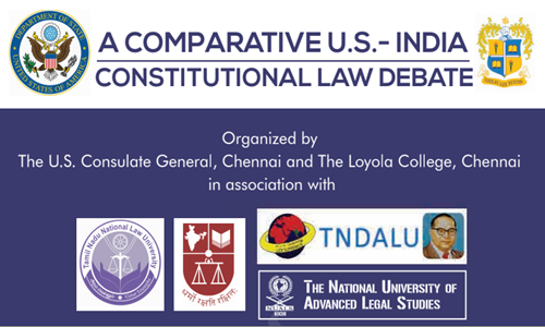 A U.S – India Comparative Constitutional Law Debate
