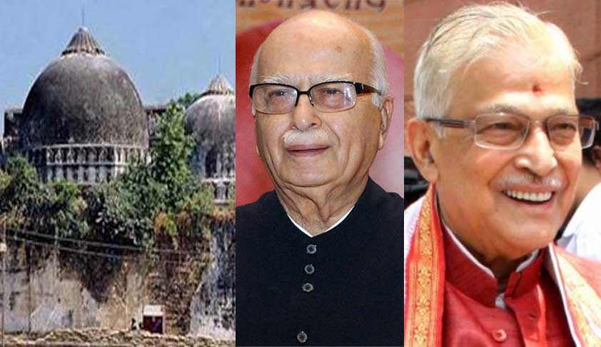 All Accused In Babri Masjid Demolition Case Acquitted ] [Live Updates]