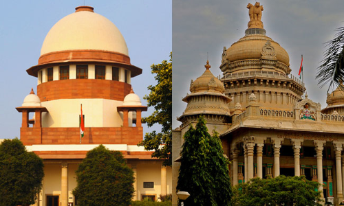 SC To Pronounce Judgment On Karnataka MLAs Disqualification Case Tomorrow