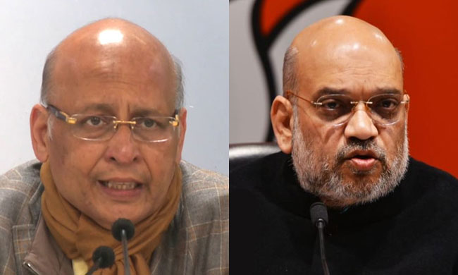 Why No Appeal Filed Against Acquittals In Samjauta Blasts Case?, Asks Singhvi In Rajya Sabha