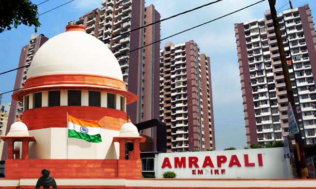 SC Accepts SBI CAP Funding for 6 Amrapali Projects [Read Order]