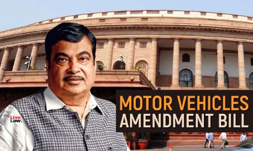 Rajya Sabha Passes Motor Vehicles Amendment Bill With Two Amendments By Union Minister
