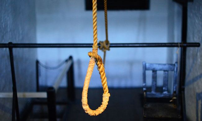Is He Some Kind Of A Monster?: Supreme Court Remarks While Staying Execution Of Death Penalty