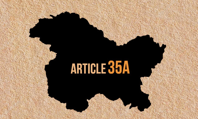 Understating The Special Status Of Jammu And Kashmir Under Article 35A