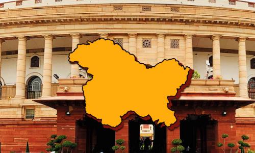 Parliament Passes Bill To Bifurcate Jammu & Kashmir Into Union Territories Of J&K And Ladakh