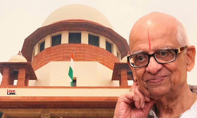 Deity Represents Lord Rams Spirit Which The Janmabhoomi Manifests  : Sr Adv Parasaran Tells SC