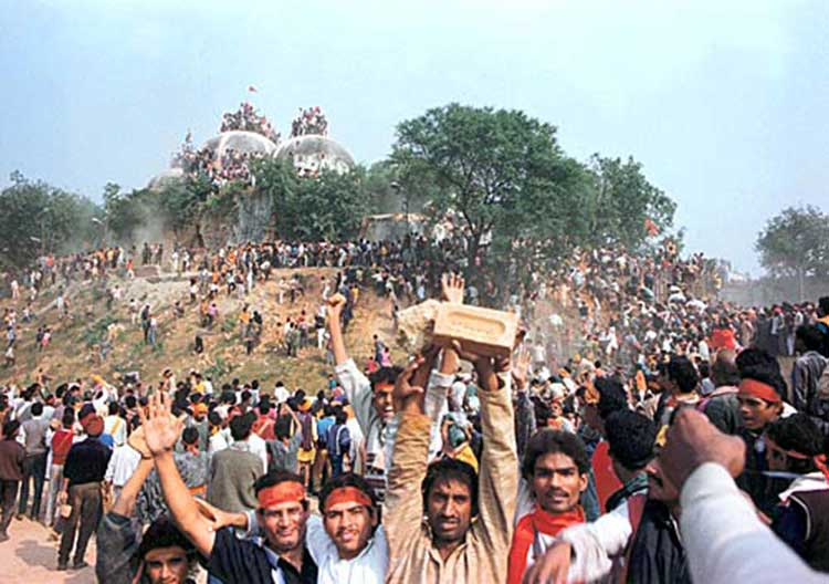Babri Masjid Demolition: 313 Examination of Accused Will Begin On March 24