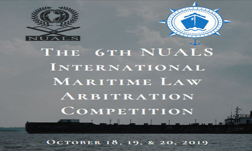 6th NUALS International Maritime Law Arbitration Competition