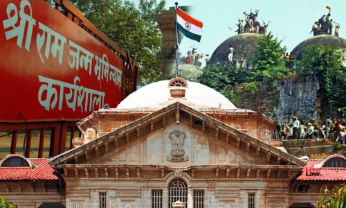 What The Allahabad HC Held In Ayodhya-Babri Masjid Dispute?