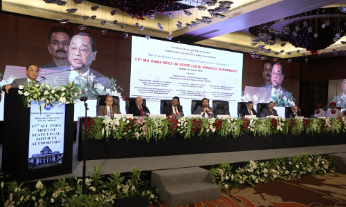 Justice For All Must Ensure That Justice Reaches The Remotest Corners Of The Country: CJI Gogoi At NALSA Meet