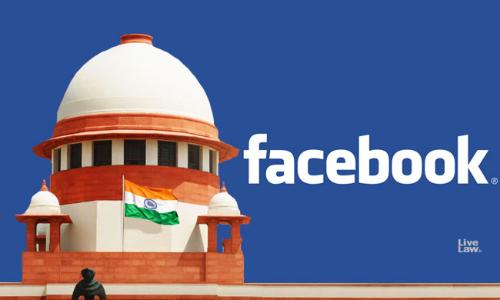 Facebook Seeks Transfer Of Cases Pending In HCs For Aadhaar-Social Media Linking To SC