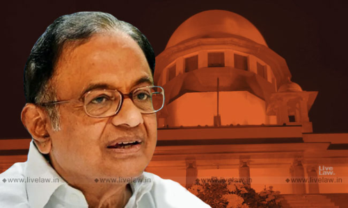 SC Paves Way For Release Of P Chidambaram After 105 Days In Jail As He Gets Bail In INX Media [ED] Case [Updated With Judgment]
