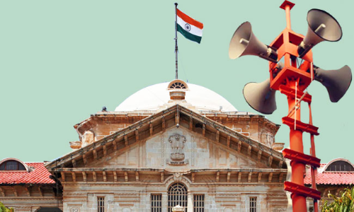 Noise Pollution : Allahabad HC Bans DJs; Passes Directions For Regulating Use Of Loudspeakers [Read Judgment]