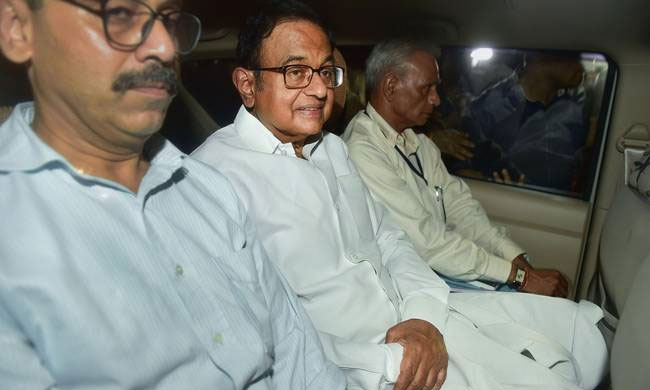 INX Media : P Chidambaram Remanded To Judicial Custody In ED Case Till Nov 13
