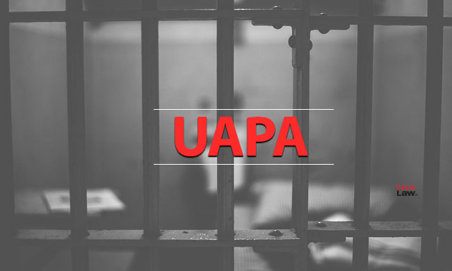 UAPA – Unlawful Arrest And Punishment Act ?