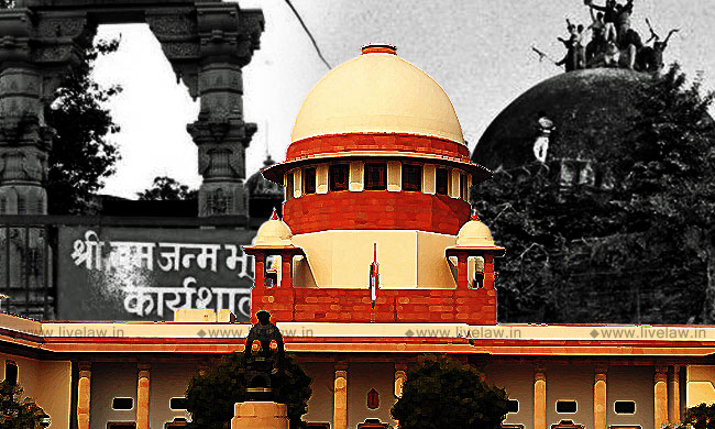 Peace Party Moves Curative Petition Against Ayodhya Verdict [Read Petition]