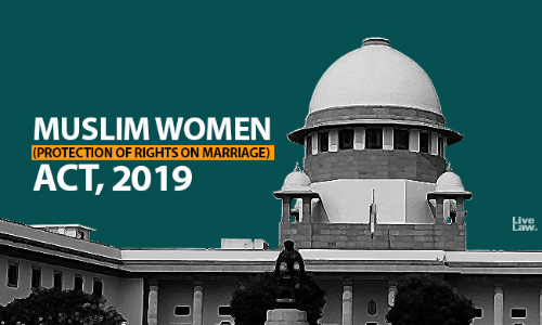 All India Muslim Personal Law Board Moves SC Challenging Triple Talaq Act [Read Petition]