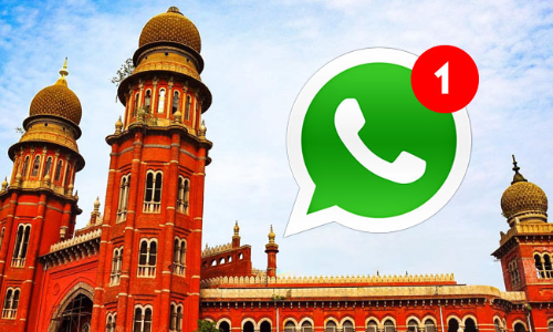 Whatsapp Traceability : IFF Opposes Suggestions Made By IIT Professor For Tracing The Originator Of Messages