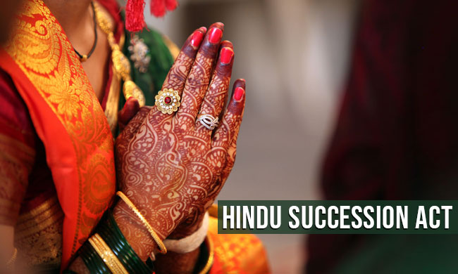 Is Hindu Succession Act Gender Discriminatory? : P&H HC Issues Notice On Law Student