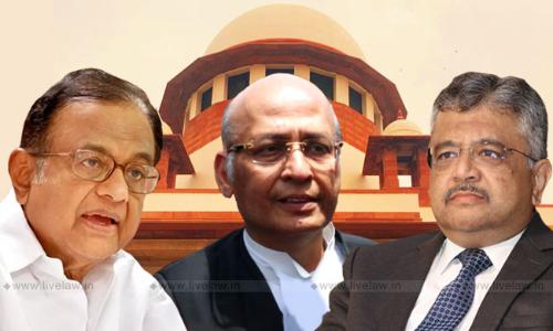 INX Media : How Can Chidambaram Be Painted